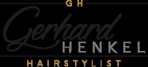 Gerhard Henkel Hairstylist Logo