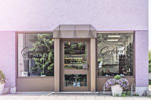 Salon Besuch bei Gerhard Henkel Hairstylist